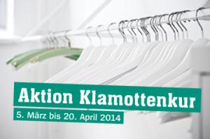 Modeprotest: Aktion Klamottenkur